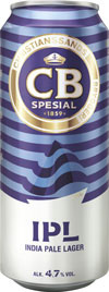 CB Spesial India Pale Lager